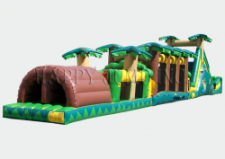Tropical Wet Obstacle Course