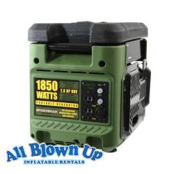 1850 Watt Generator