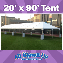 20x90 Tent