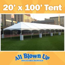20x100 Tent