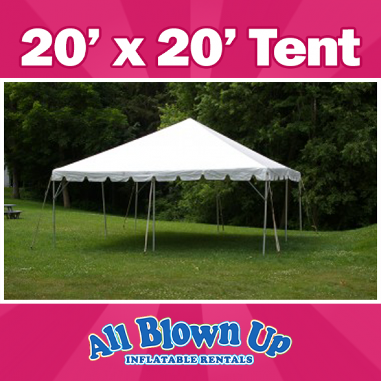 20x20 Tent -All Blown Up Inflatables