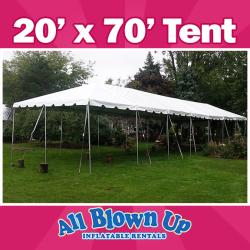 20x70 Tent