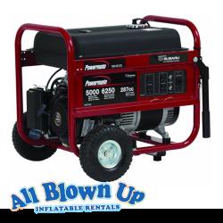 6250 Watt Generator
