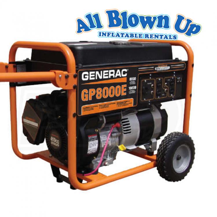 9400 Watt Generator