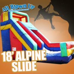 18' Alpine Slide