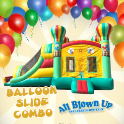 Balloon Slide Combo