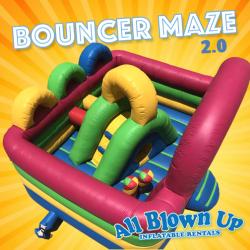 Bouncer Maze 2.0