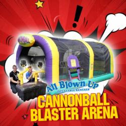 Cannonball Blaster Arena