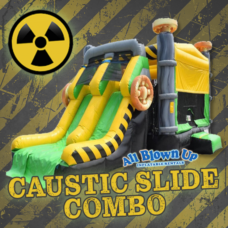 Caustic Slide Combo