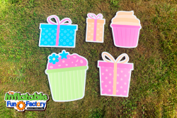 Cupcakes & Gifts - Pastel