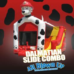 Dalmatian Slide Combo