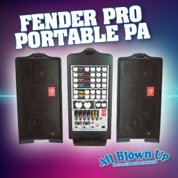 Fender Pro Portable PA