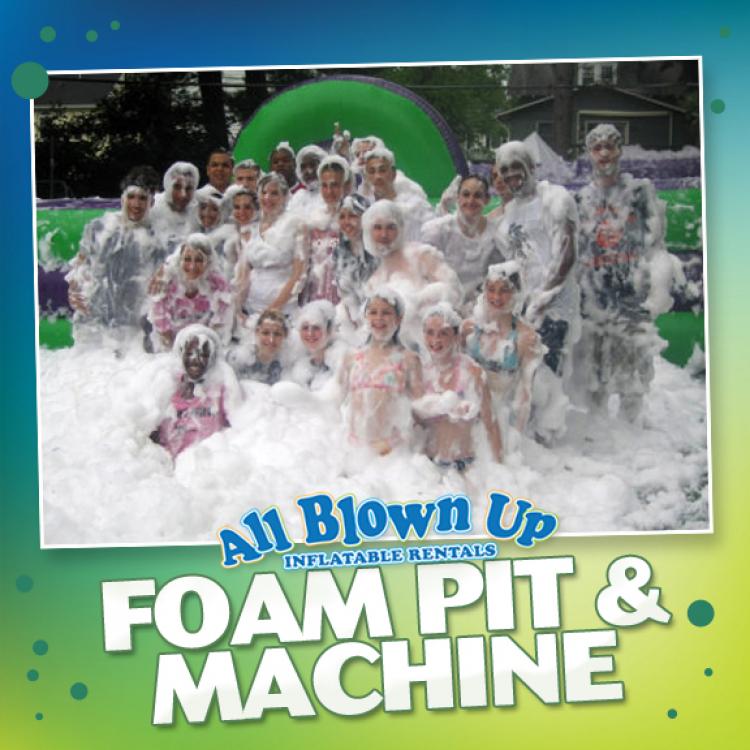 Foam Pit & Machine