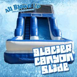 Glacier Canyon Slide