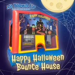 Happy Halloween Bounce House