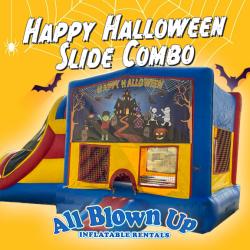 Happy Halloween Slide Combo