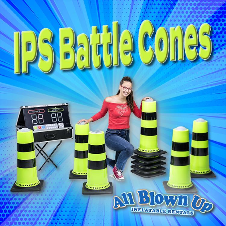 IPS Battle Cones