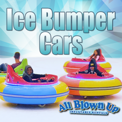 Ice Bumper Cars (4 cars)