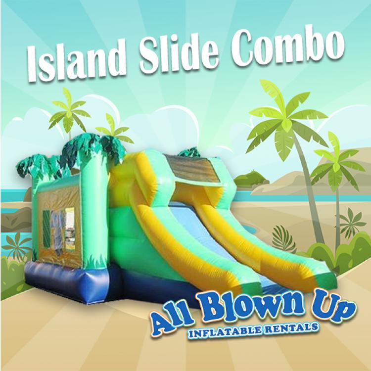 Island Slide Combo