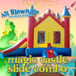 Magic Castle Slide Combo