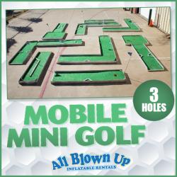 3 Hole Mini Golf