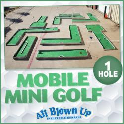 1 Hole Mini Golf