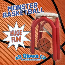 Monster Basketball