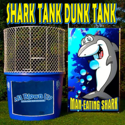 Shark Tank Dunk Tank