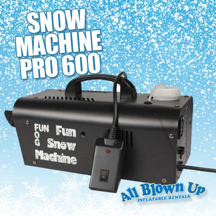 Snow Machine Pro 600