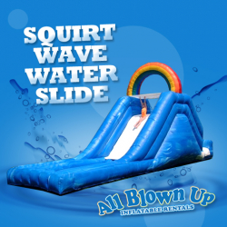 Squirt Wave Water Slide