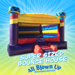 Super Sized Bounce House