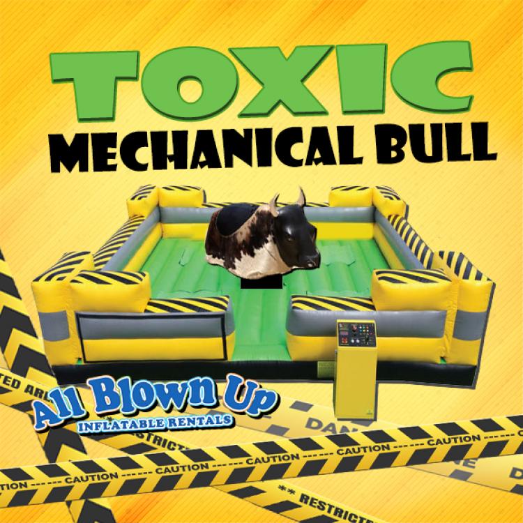 Toxic Mechanical Bull