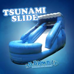 Tsunami Slide