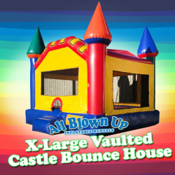 X-Large Vaulted Castle Bounce House