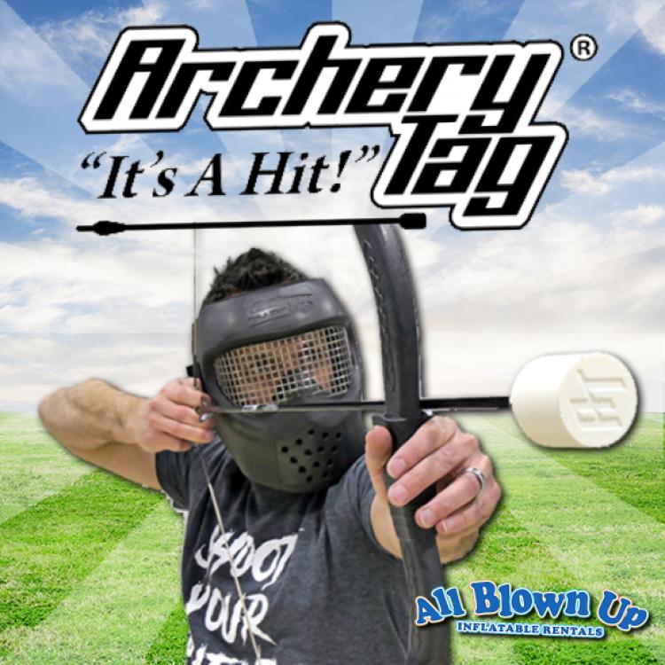 Archery Tag (12 Players)