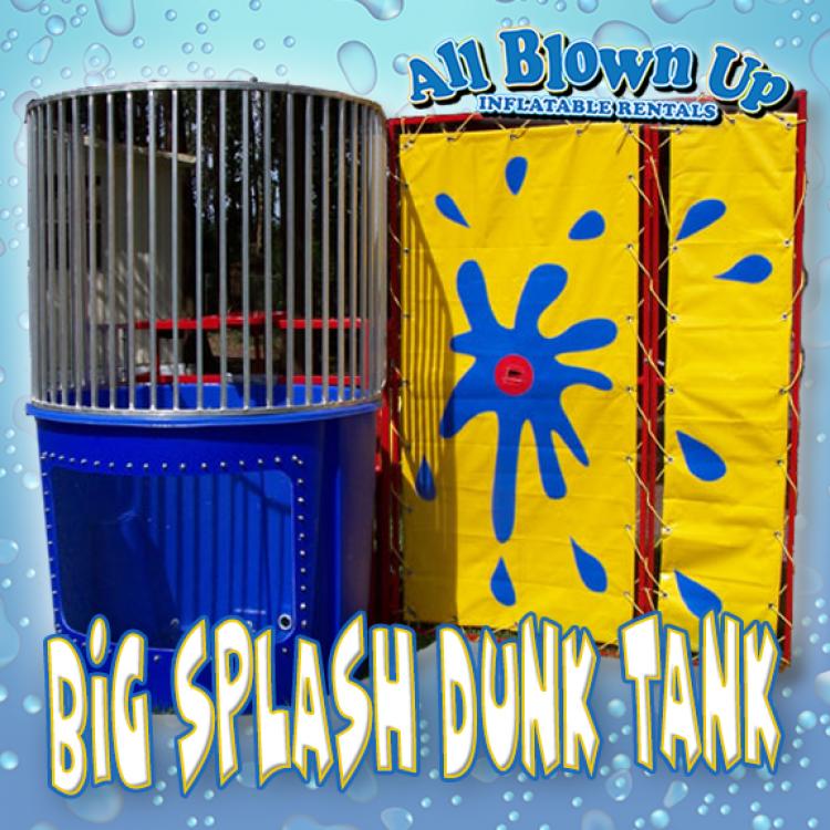 Big Splash Dunk Tank