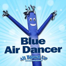 Blue Air Dancer