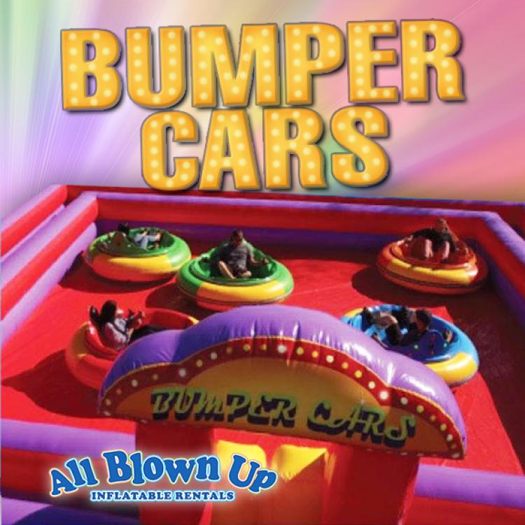 Bumper Cars (5 cars)