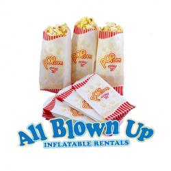 Popcorn Supplies (50 servings)