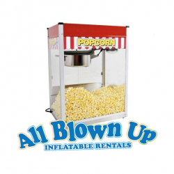 Popcorn Machine 6 oz