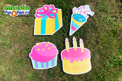 Cupcakes & Gifts - Bright
