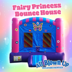 Fairy Princess Bounce House