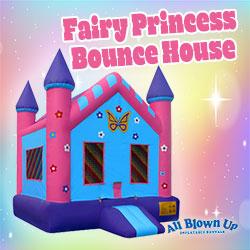 Fairy Princess Bounce House