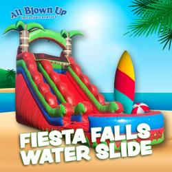 Fiesta Falls Water Slide