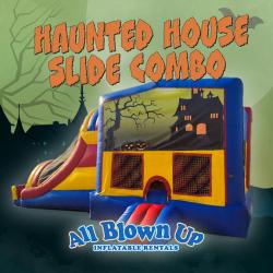 Haunted House Bounce House