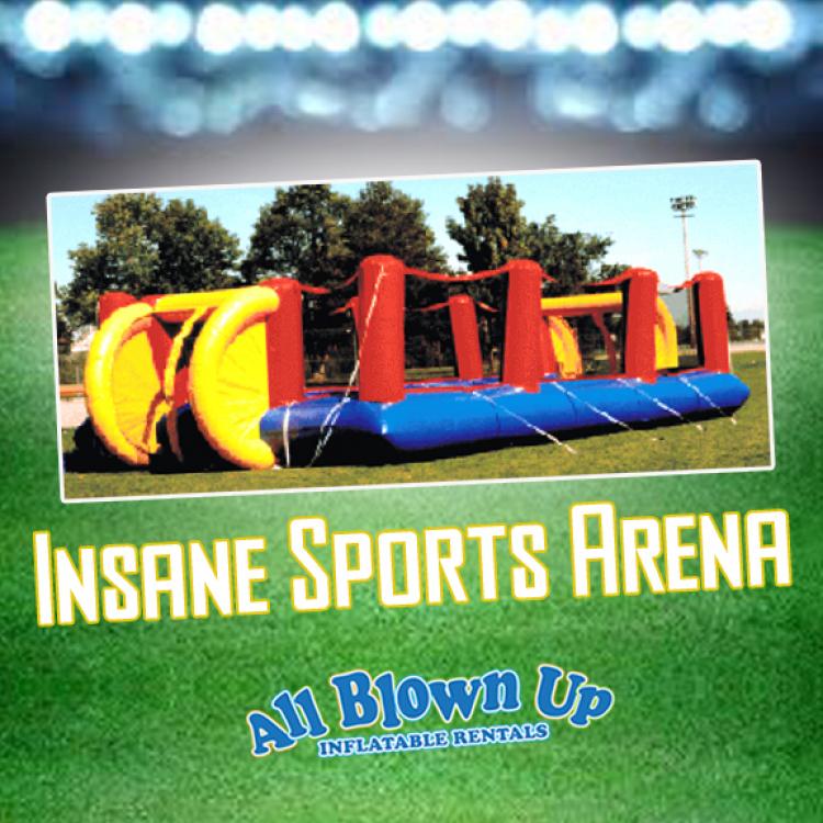 Insane Sports Arena