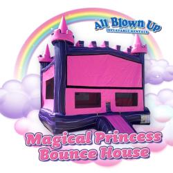Magical Princess Bounce House
