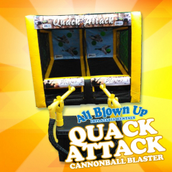 Quack Attack Cannonball Blaster