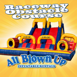 Raceway Obstacle Course