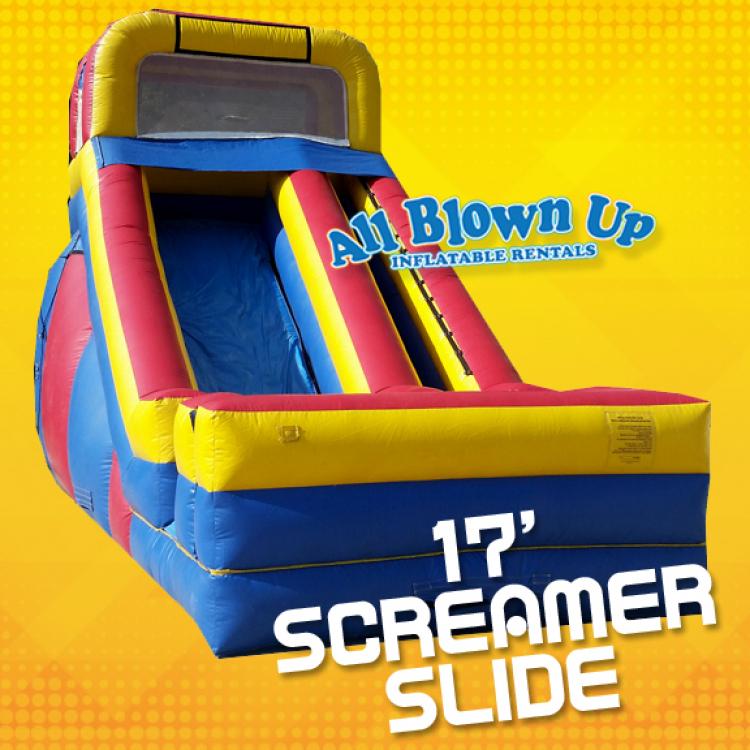 17' Screamer Slide